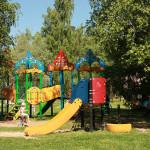 plac zabaw park